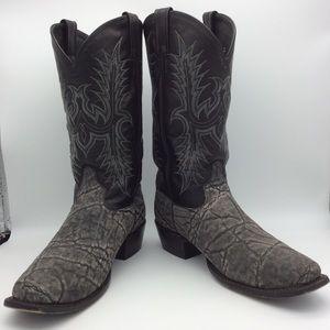 021e7c24afb Tony Lama Shoes | Burgundycordovanmaroon Ropers | Poshmark